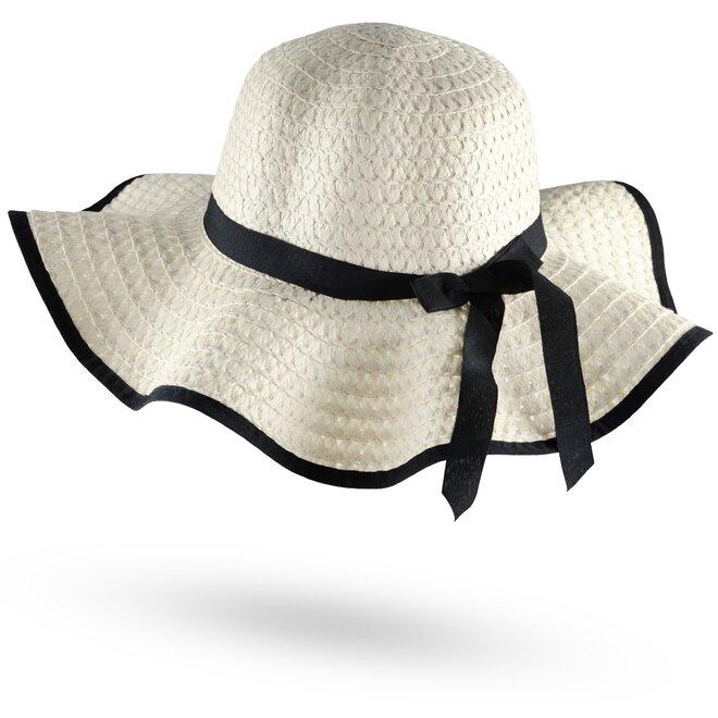 Dámský slaměný klobouk 14