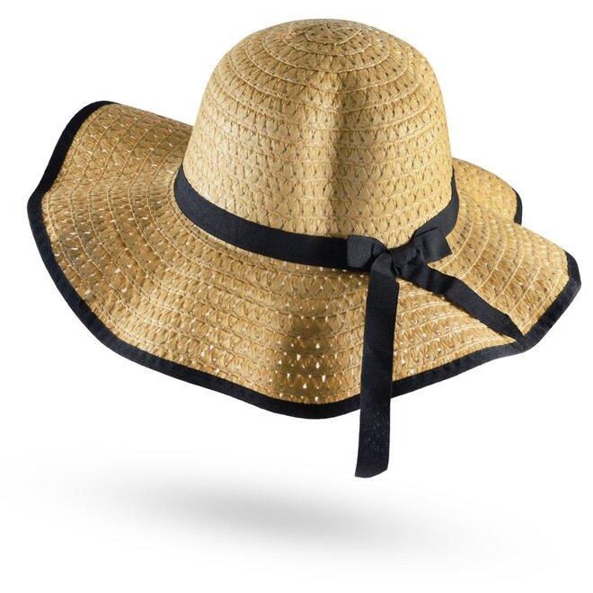 Dámský slaměný klobouk 16