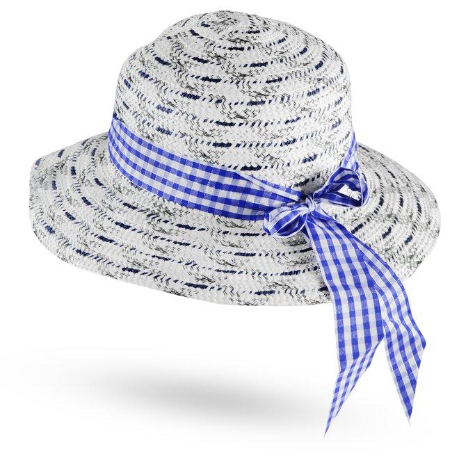 Dámský slaměný klobouk 7
