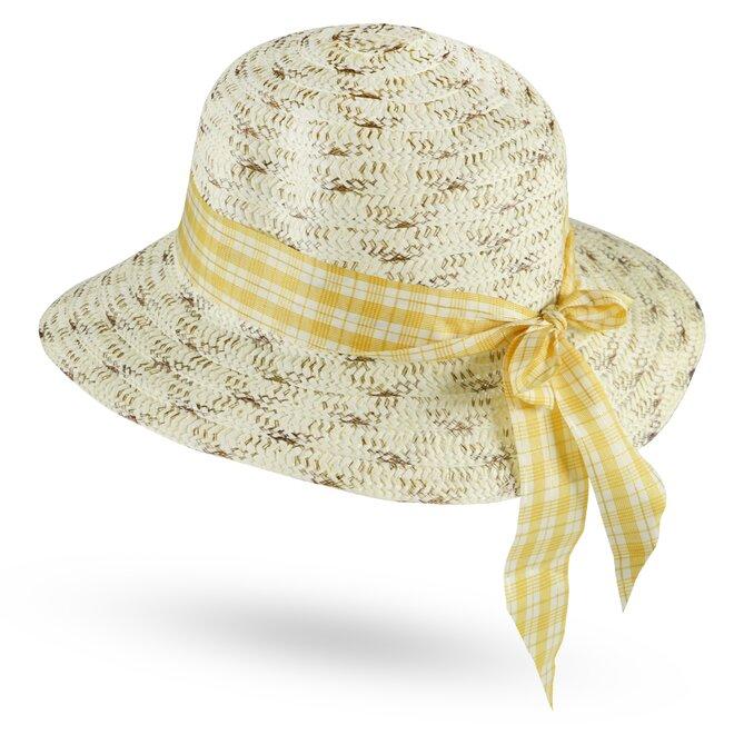 Dámský slaměný klobouk 8