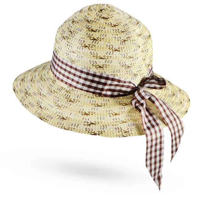 Dámský slaměný klobouk 19