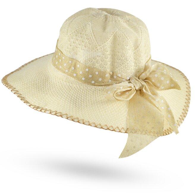Dámský slaměný klobouk 9