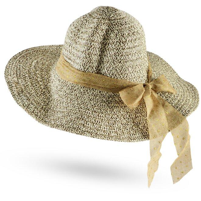 Dámský slaměný klobouk 12