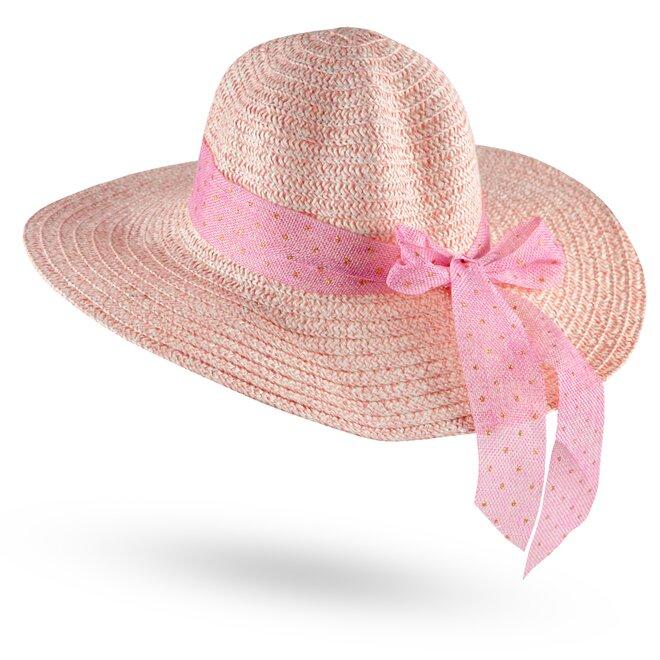 Dámský slaměný klobouk 13