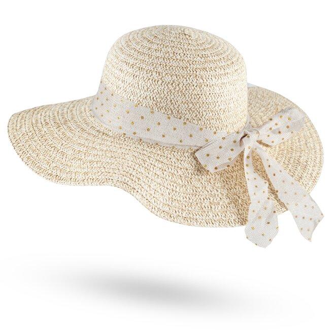 Dámský slaměný klobouk 11