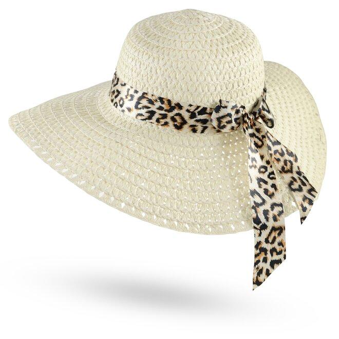 Dámský slaměný klobouk 3