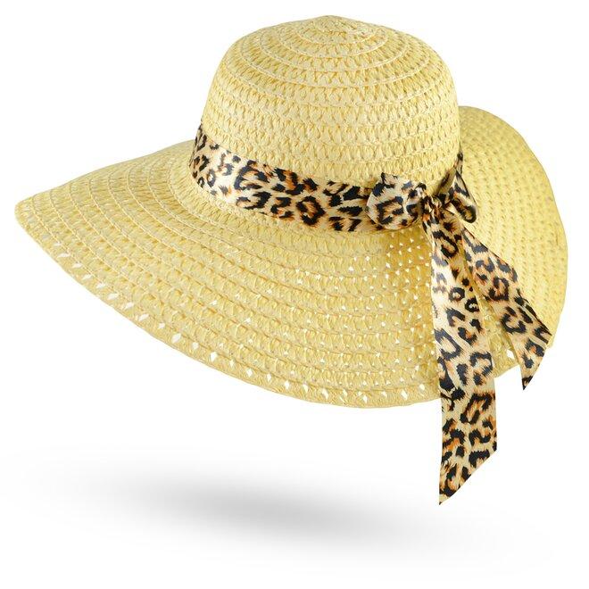 Dámský slaměný klobouk 4