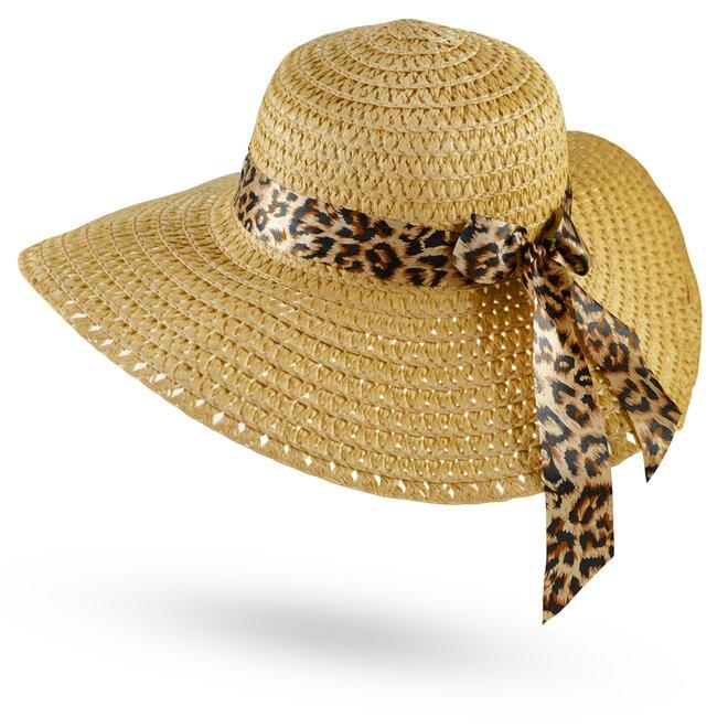 Dámský slaměný klobouk 5