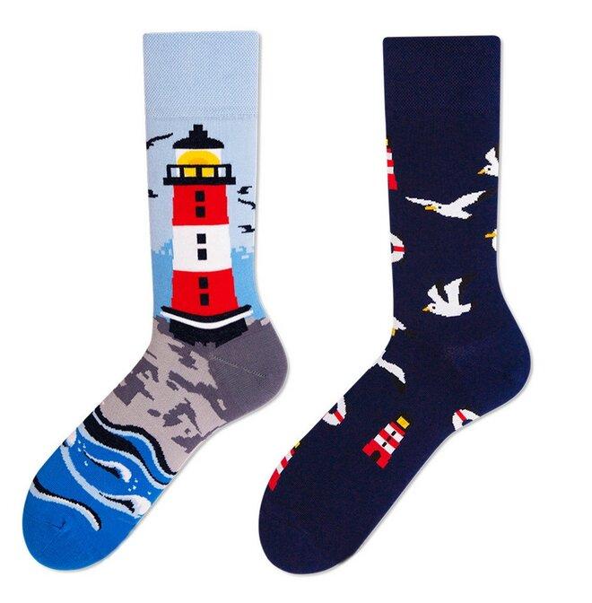 Vysoké ponožky - Maják