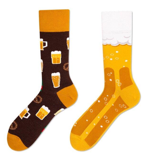 Vysoké ponožky - Pivo