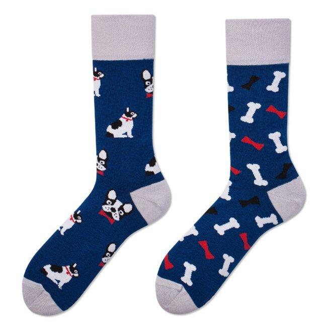 Vysoké ponožky - Pejsci