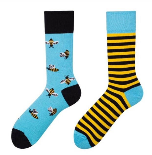Vysoké ponožky - Vosy
