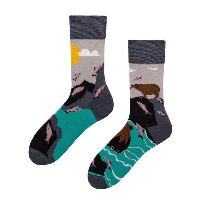 Vysoké ponožky - Aljaška