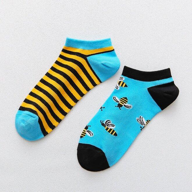 Kotníkové ponožky - Vosy