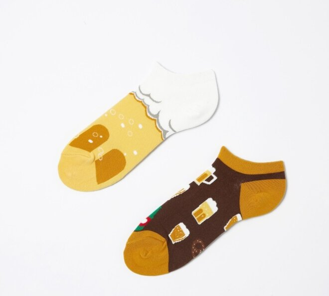 Kotníkové ponožky - Pivo