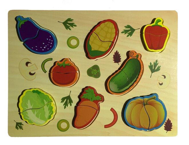 Vkládačka velká - Zelenina