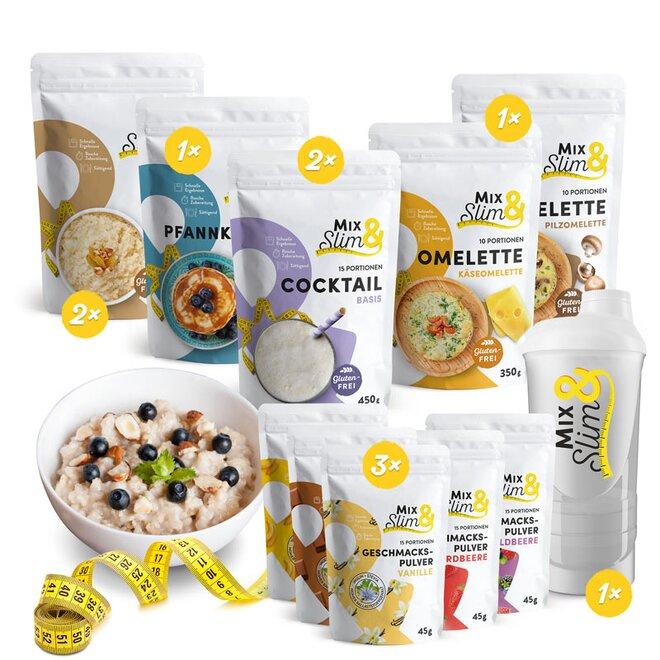 14denní dietní balíček, 70 jídel