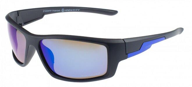 Polarizační brýle 100DP modré zrcadlovky