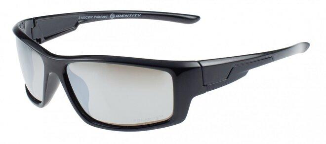 Polarizační brýle 100CP stříbrné zrcadlovky