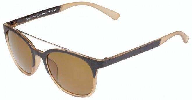 Polarizační brýle 207AP hnědé