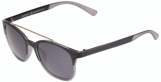 Polarizační brýle 207BP šedé