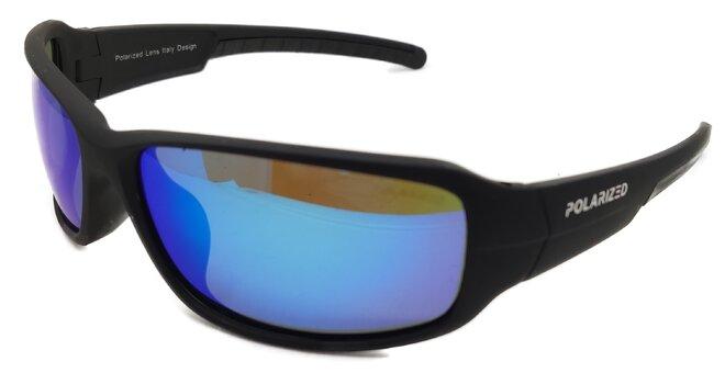 Polarizační brýle 2.94 tmavé/modré zrcadlovky