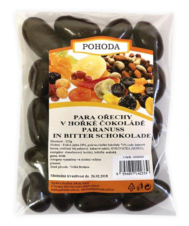 Para v hořké čokoládě, 250 g