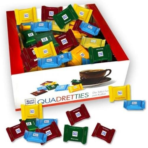 Ritter Sport Quadretties, 200 ks