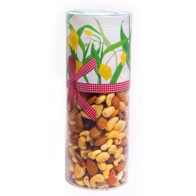 Mix solených oříšků v tubusu, 500 g