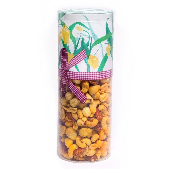 Mix ořechů natural v tubusu, 550 g