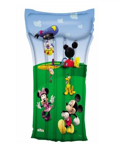 Dětské nafukovací lehátko Mickey Mouse