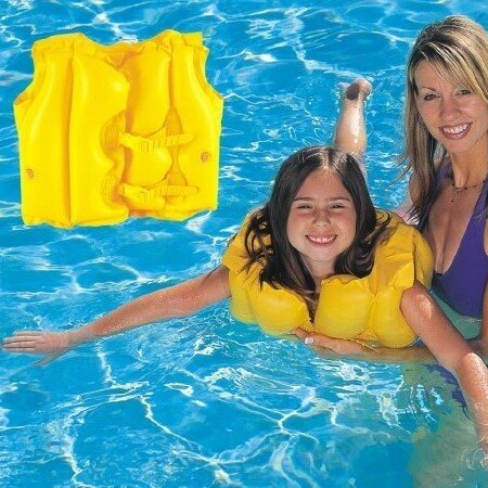 Dětská plovací nafukovací vesta Bestway 32072