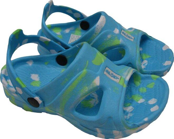 Dětské sandálky Sport modré