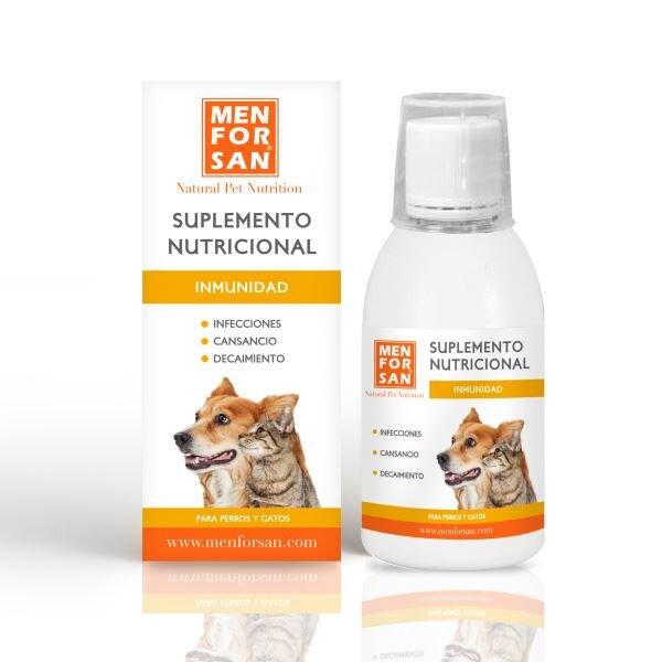 Na imunitu (tekutý doplněk stravy pro psy a kočky), 120 ml