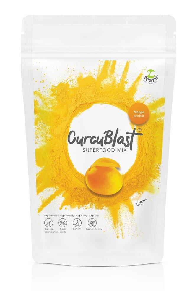 CurcuBlast Vegan – Mango