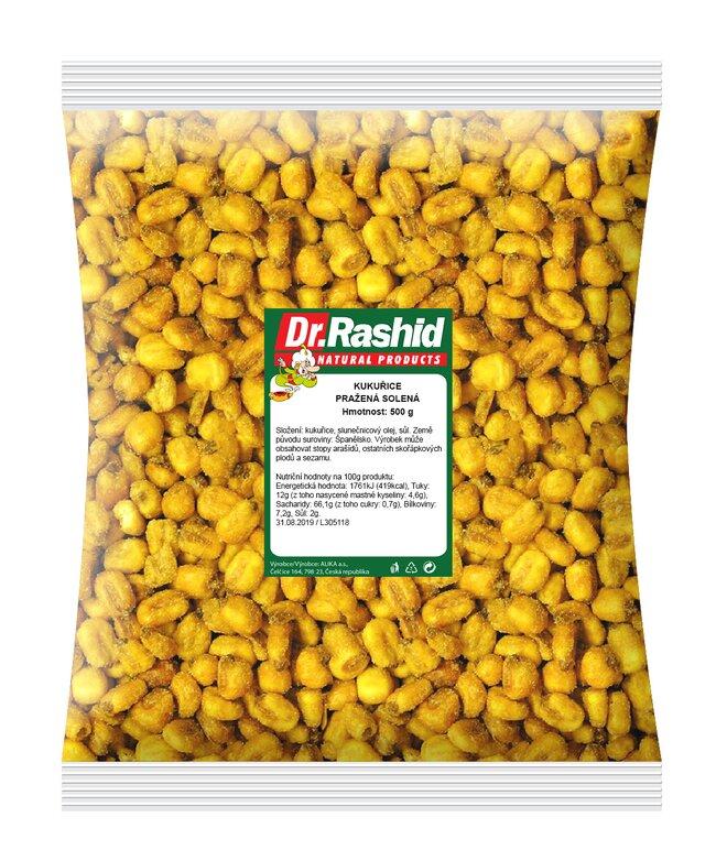 Kukuřice solená, 500 g