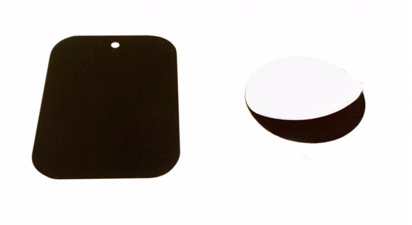 Sada náhradních plíšků pro magnetický držák