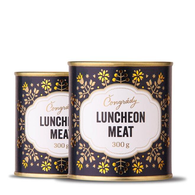 Luncheon meat Čongrády, 300 g