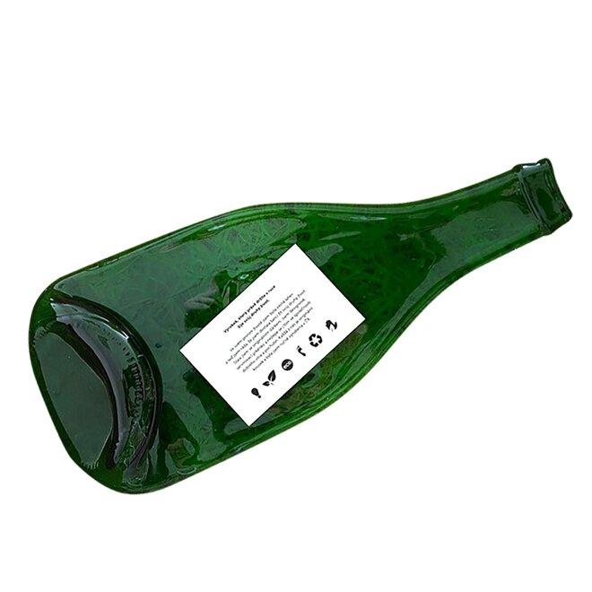 Prkénko z láhve od sektu