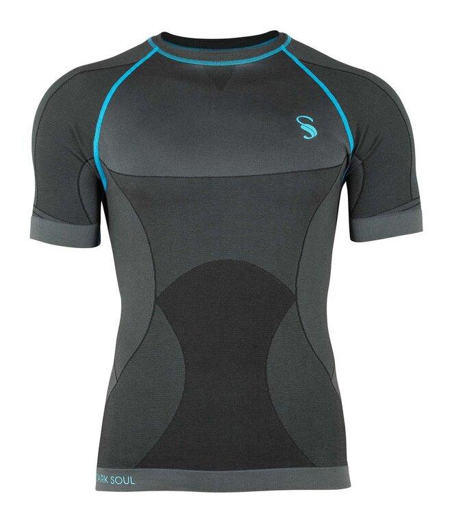 Funkční pánské prádlo - triko, krátký rukáv