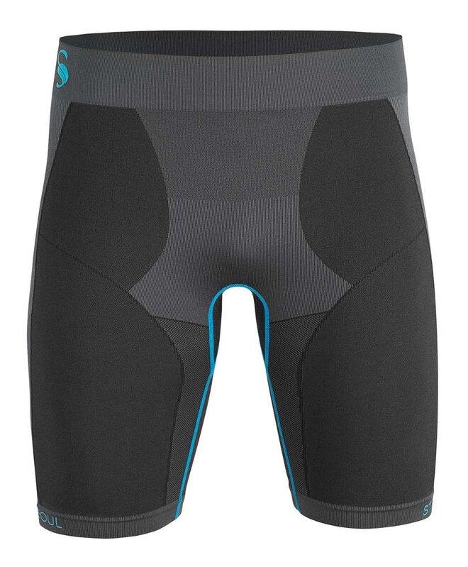 Funkční pánské prádlo - kalhoty, krátké nohavice