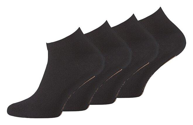 Ponožky pánské kotníčkové zn. Vincent Creation - 4 páry