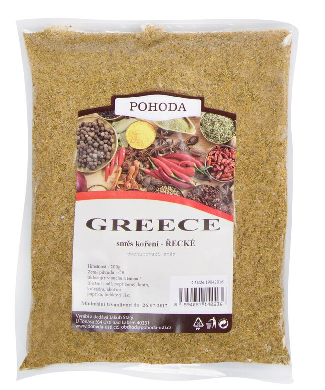 Řecko 200 g