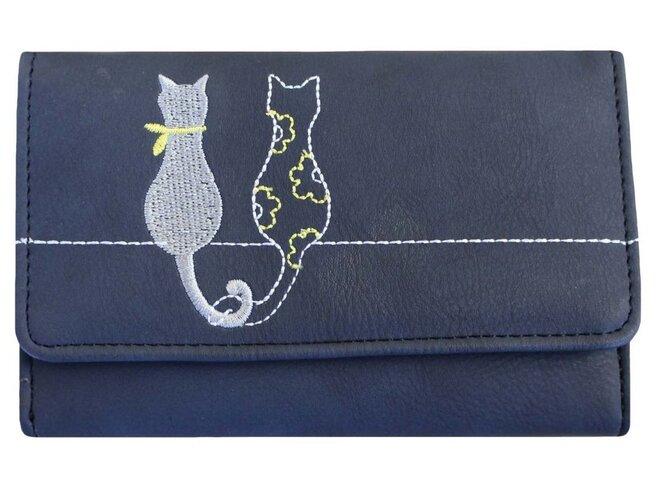 Peněženka JSPS 158 - kočka