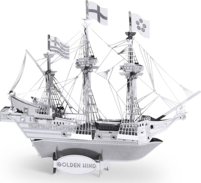 Loď Golden Hind