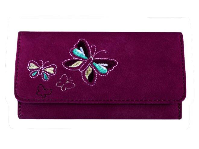 Peněženka JSPS 156 - motýl