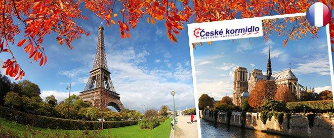 Zájezd do paříže – nejromantičtějšího města světa