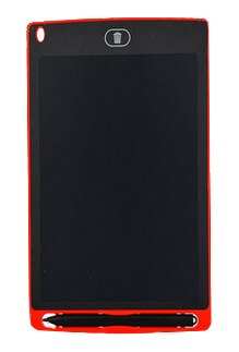 Elektronická kreslicí tabulka – červená