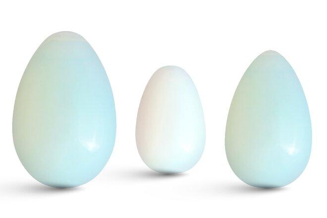 Sada 3 Yoni vajíček – opalit
