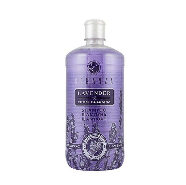 Relaxační šampon s levandulí